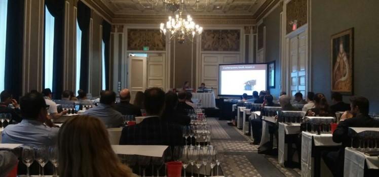 Master Class sobre Vinhos do Brasil integrou programação do Latin America Wine & Spirits Conference Foto:Mônica Dornelles