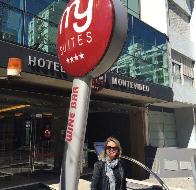 My Suites Hotel em Montevidéu - Hotel temático de vinhos