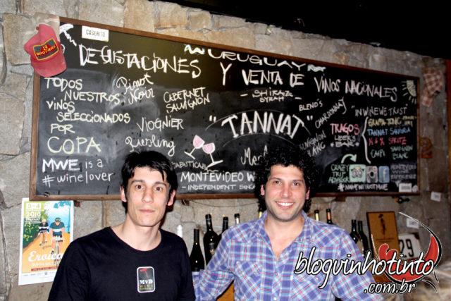 Montevideo Wine Experience: In Wine we Trust!