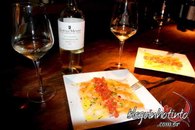 Acordo com o restaurante Es Mercat Resto Bar permite harmonizações incríveis no Montevideo Wine Experience