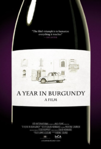Um ano na Borgonha - A Year in Burgunymergulha no processo cultural e criativo da produção de vinho.