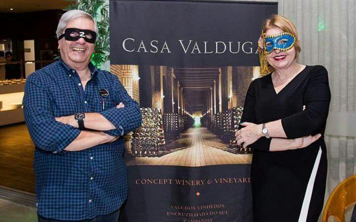 Brasília recebe a segunda edição do Baile Máscaras e Vinhos