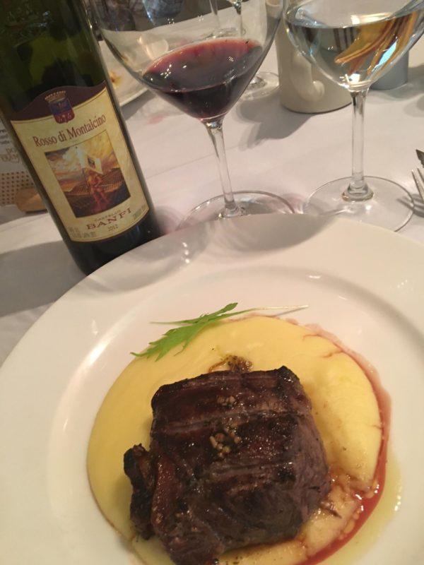 Rosso di Montalcino 2012: Vinho fresco, elegante e aromático