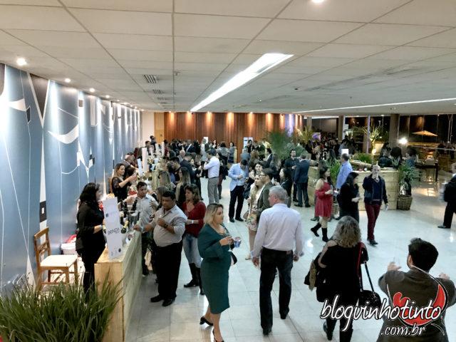 Cerca de 2 mil pessoas circularam nos dois dias de evento entre os três salões e os jardins do Brasília Palace Hotel
