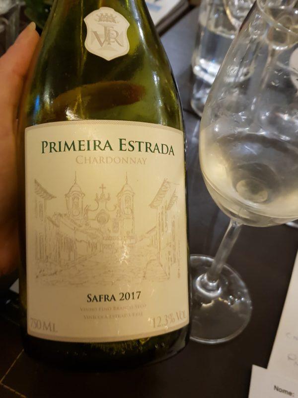 Primeira Estrada Chardonnay 2017