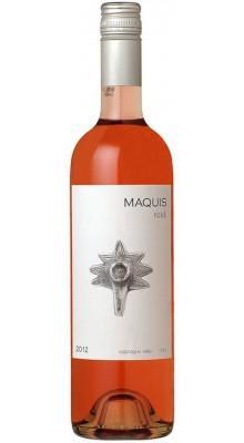 Maquis Rosé - um chileno frutado e fresco - ideal para a estação das flores
