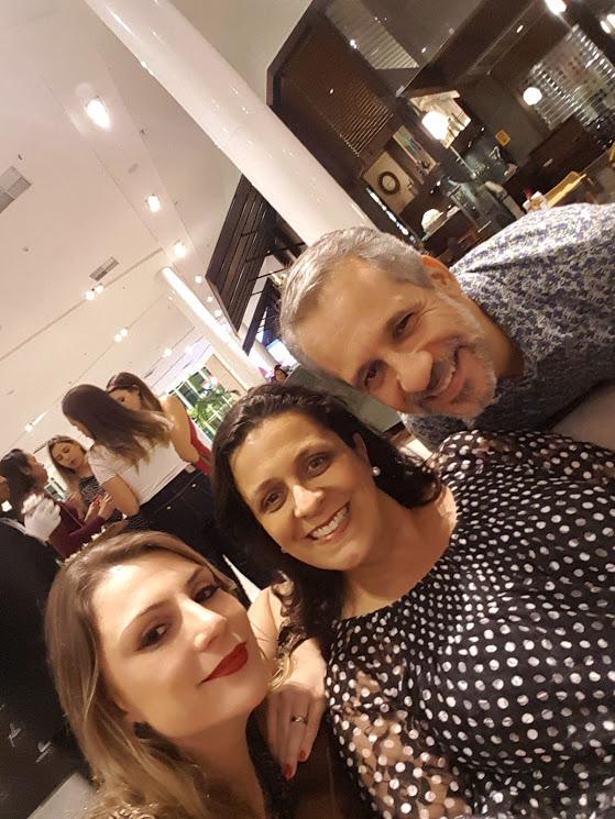 Bianca Dumas, Adriana Nasser e Warlen Pontes