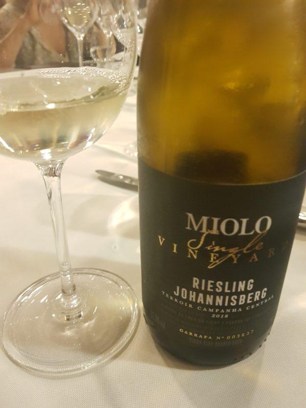Riesling Johanniesberg Single Vineyard