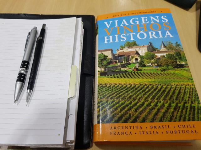 Argentina, Brasil, Chile, França, Itália, Portugal, Alemanha, Hungria, Peru e República Tcheca são as regiões abordadas nesse livro
