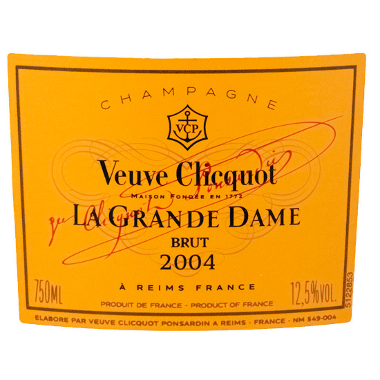 Veuve clicquot no enoblogs
