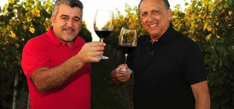 Roberto Cipresso e Galvão Bueno