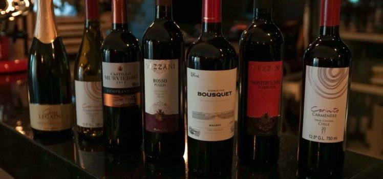 ,Rodízio de vinhos todas as quartas no Olivae