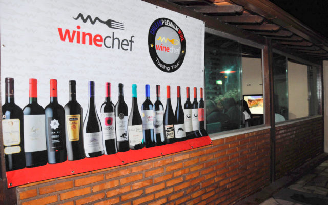 """Wine Chef: parceria com nove vinícolas chilenas para apresentar no Brasil vinhos chilenos """"premium"""""""