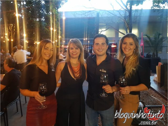 Luiza Melo, Etiene Carvalho, Guto Jabour e