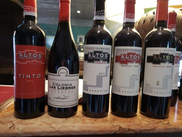 Vinhos das Alto Las Hormigas são comercializados exclusivamente pela World Wine