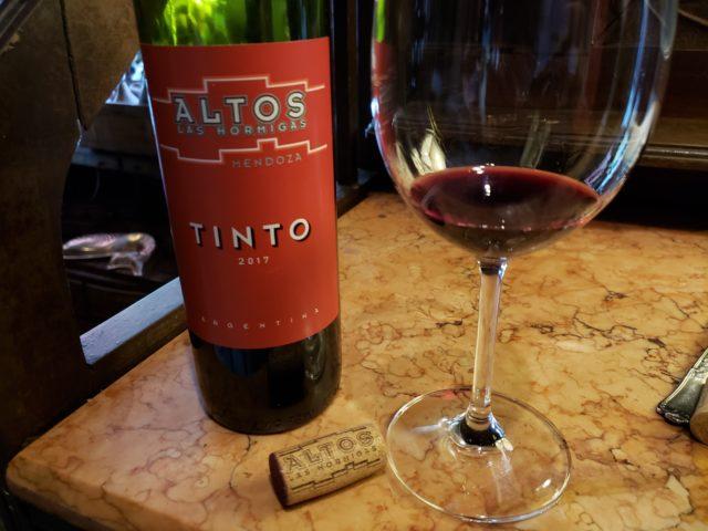 Tinto: o mais novo vinho da argentina Alto Las Hormigas