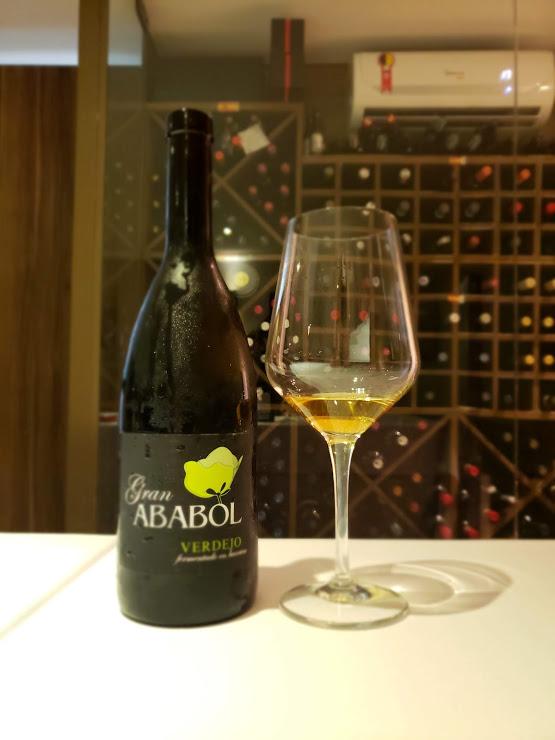 Gran Ababol Verdejo - vinho com toques oxidativos