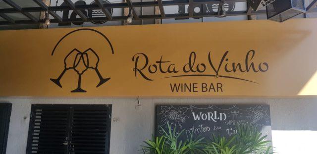 Rota do Vinho Wine Bar - 410 Sul