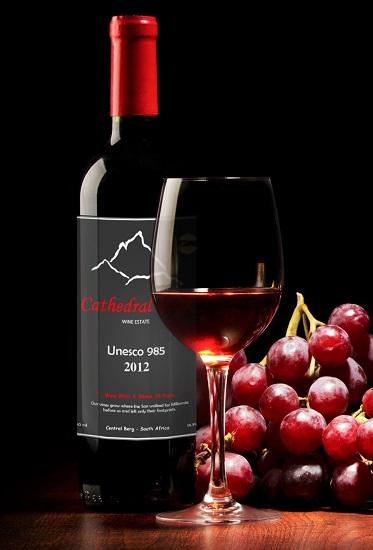 Os vinhos da Cathedral Peaks Wine State já ganharam vários prêmios locais