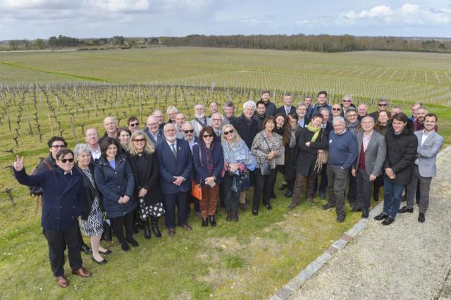 Jurados do Concours Des Vins (CDV)