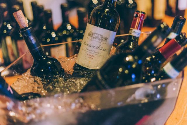Vinhos oferecidos na sétima edição do Wine'n Music 2019