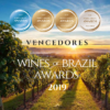 Vencedores da Wine Brazil Awards 2019