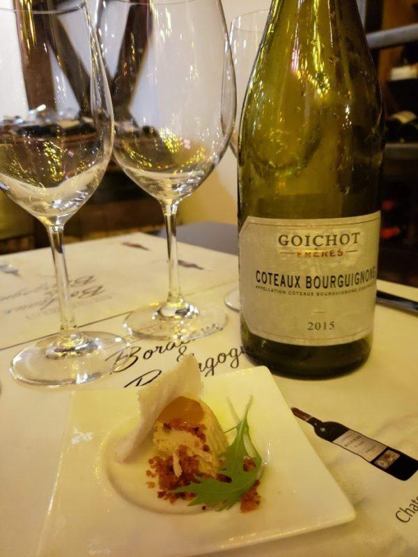 Terrine de foie gras e bacon Vinalla Vinhos