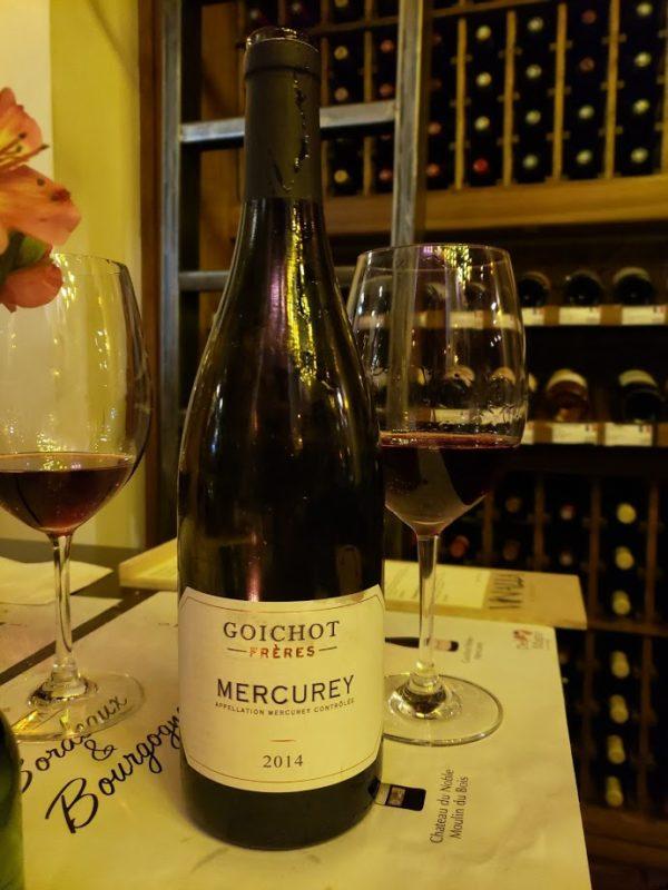 Goichot Frères Mercurey 2014 Vinalla VInhos