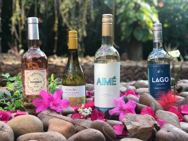Vinhos Brancos para primavera