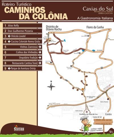 Caminhos da Colônia