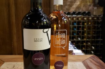 Vinhos Vinalla