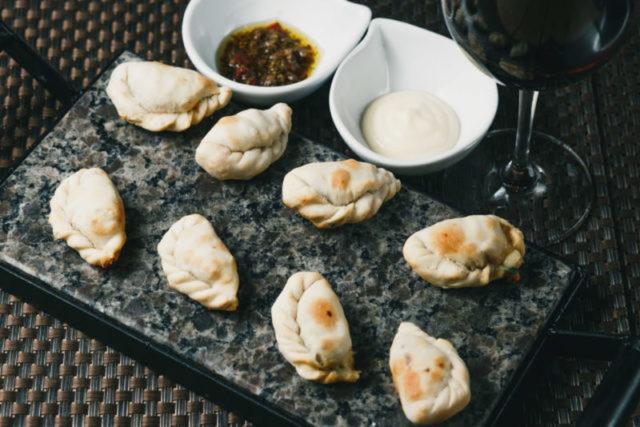 Empanadas criolas