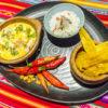 Comida Equatoriana e Comida peruana são muito parecidas.