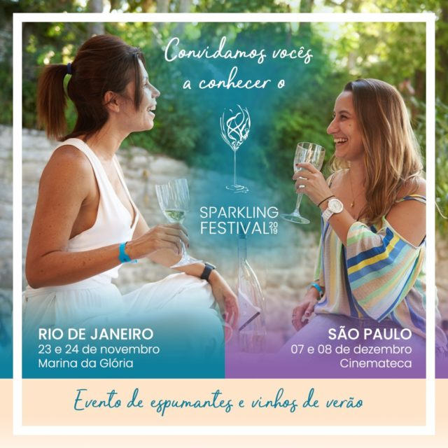 Sparkling Festival chega a São Paulo