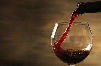 calorias do vinho