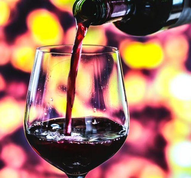 Vinho para brindar