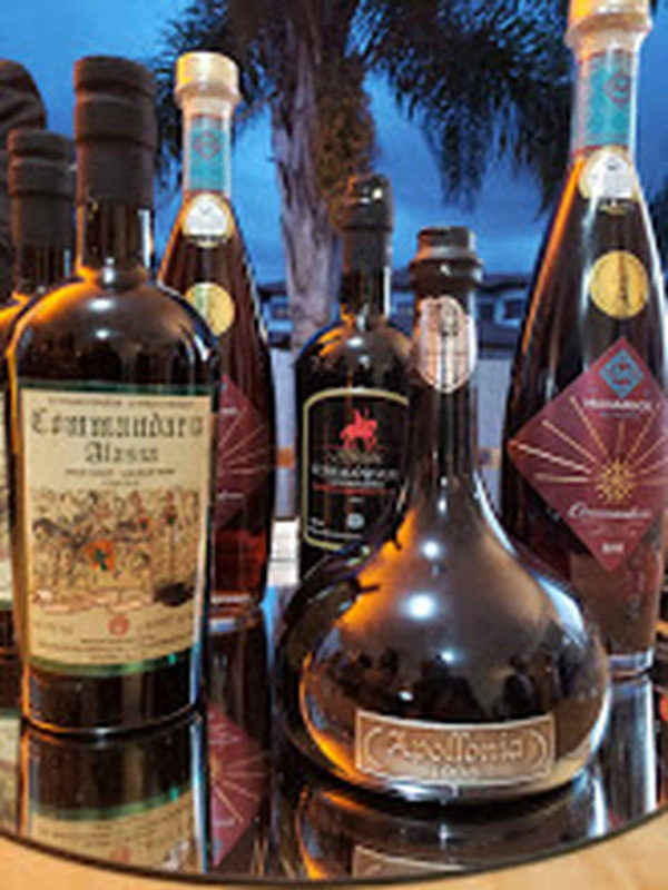 Commandaria - Vinhos do Chipre