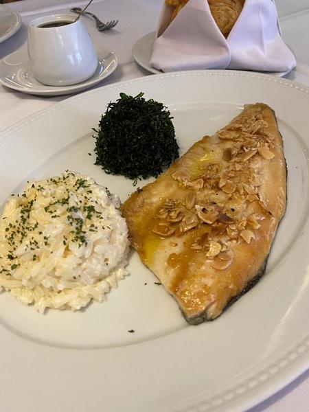 Truta - Tejo Restaurante