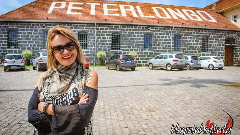 Peterlongo: localizada em Garibalidi-RS, capital do espumante