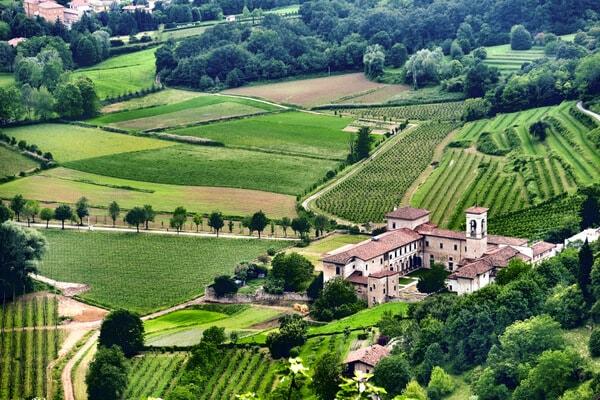 Viagens enogastronômicas à Itália