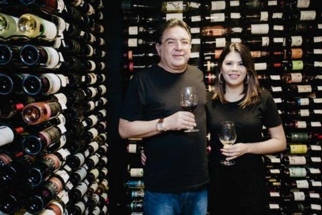 Luís Carlos e Gabriela Alcoforado -