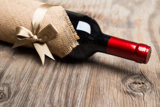 Vinho: um excelente presente sempre