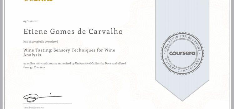 Diploma UCDAVIS