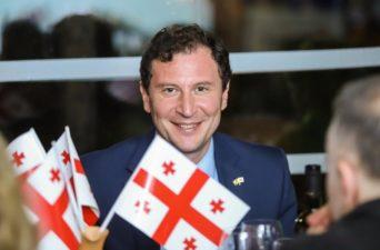 Embaixador da Geórgia