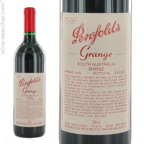 Grange - uma única uva, corte de vinhos de vários vinhedos