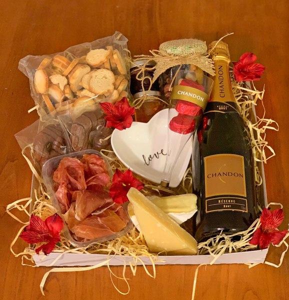 Box Grande do Sallva para o Dia dos Namorados