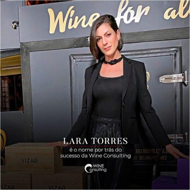 Lara Torres - Wine Consulting