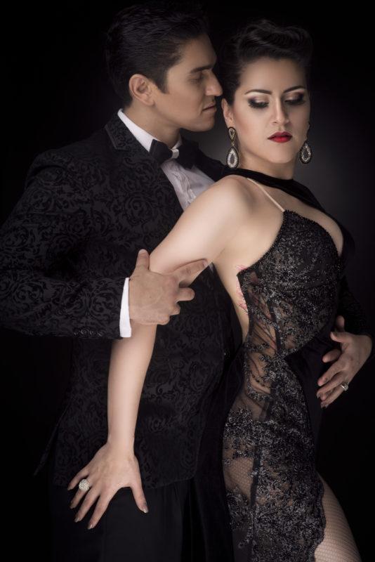 Juliano Andrade e Paula Emerick