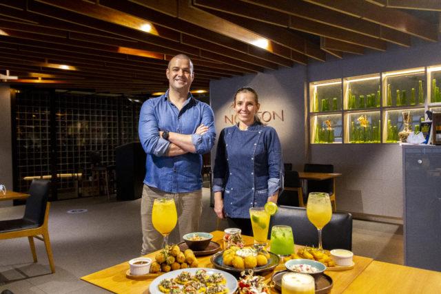 Chefs Victor e Myriam