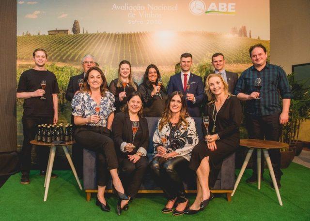 Comissâo Organizadora Avaliação Nacional do Vinho 2020